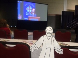 flat jesus synod assembly